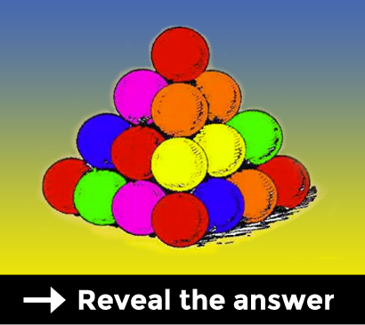 How Many Balls? - Brain Teaser
