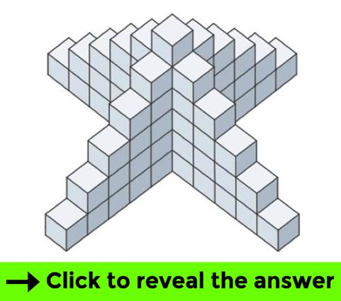 Blocks test - Brain teaser